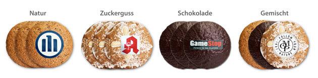 3er Elisen-Lebkuchen Logo Text