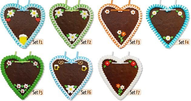 Gingerbread Hearts Party