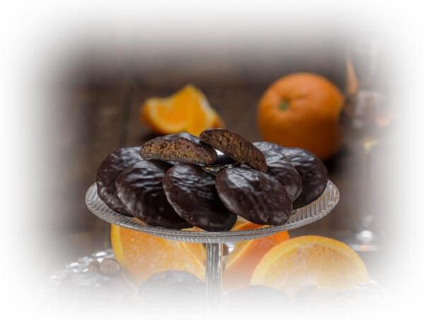 Lebkuchen Konfekt Sorten
