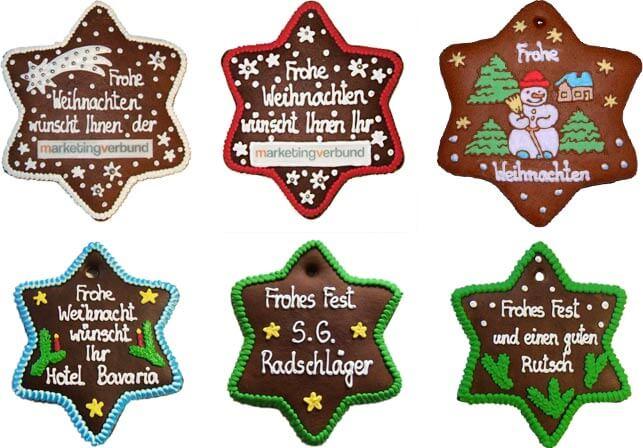 kreative weihnachtsgeschenke ideen aus lebkuchen. Black Bedroom Furniture Sets. Home Design Ideas