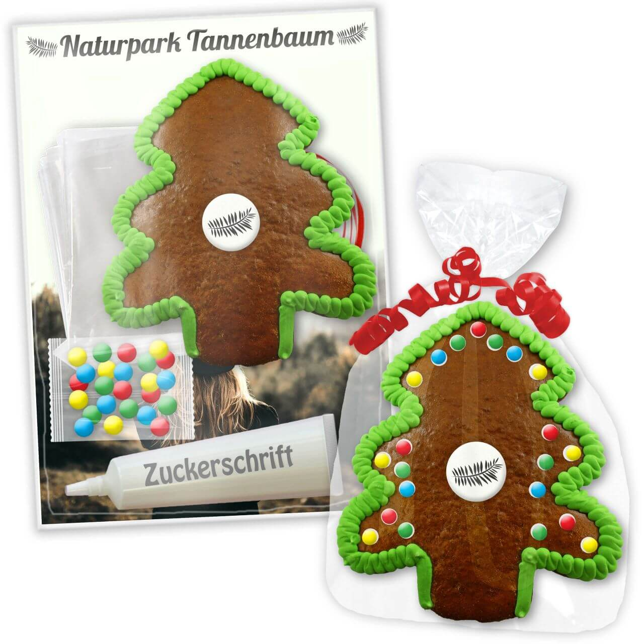 Gingerbread Tree Do It Yourself Crafting Kits 15cm