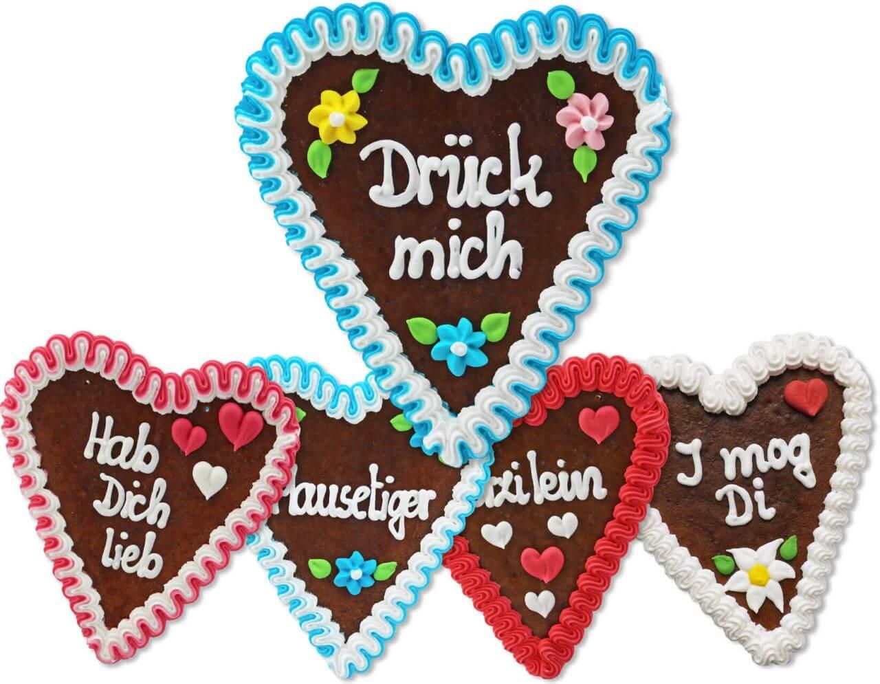 lebkuchenherz-sprüche für jeden anlass von lebkuchen-markt.de