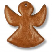Gingerbread Angle blank, 12cm
