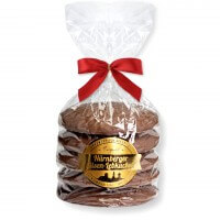 Nuremberg Elisen Lebkuchen / Gingerbread Whole milk chocolate