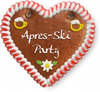 Apres-Ski Party - Gingerbread Heart 12cm