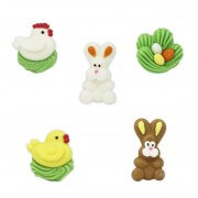 Candy decoration Easter set, 100 pieces