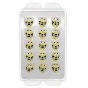 Sugar decoration bees, 15-pieces