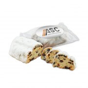 Mini christ stollen cake - 200g - customized