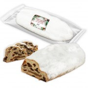 Christmas Stollen with printable Christmas sticker, 1000g | Gingerbread Market