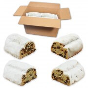 Trial package - German stollen cakes - 4 sorts each 200g