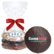 Nuremberg Elisen Gingerbread with Logo - 3 pieces