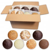 Tasting package, single packed: Nuremberg Elisen Gingerbread