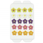 Candy decorations edible flowers, 20 pieces