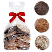 Fine Oblate Lebkuchen - Basic Quality - Second Choice - Package of 14 pc.