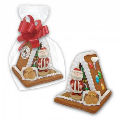 Gingerbread witch house as desired - medium