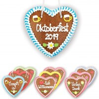 Gingerbread Heart, small