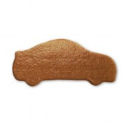 Gingerbread Car Coupe blank, 16cm