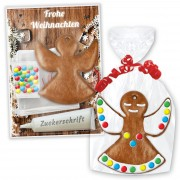 Crafting-kit Gingerbread angel - Christmas Edition