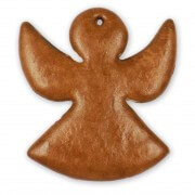 Gingerbread angel blank XXL, 50cm