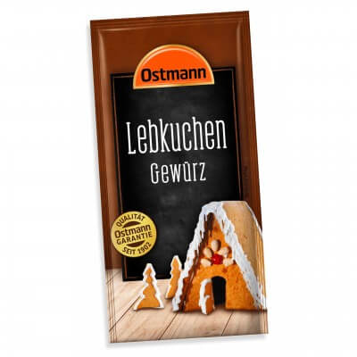Ostmann gingerbread spice mixture pack 15g
