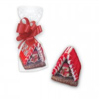 Little ingerbread witch house branded- extra small