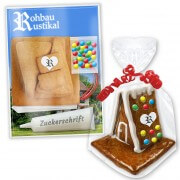 Gingerbread witch house M kit with logo