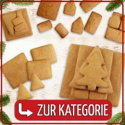 ### To the category ### --- Gingerbread house --- ---- do-it-yourself kit ----