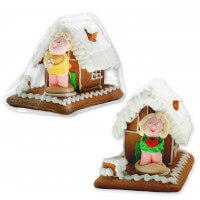 Gingerbread houses, Hansel & Gretel