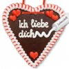 Lebkuchen heart, Do-It-Yourself kit