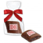Magenbrot optional with Logo - single packed