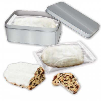 Christmas stollen cake 200g in a gift box - different flavors to choose from