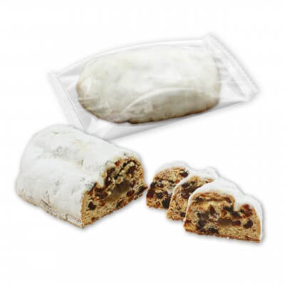 original christmas baked apple stollen specialties - 200g