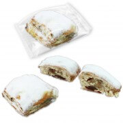 Super Mini Marzipan Stollen 25g