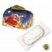 Stollen Mini in christmas gift box 200g - different sizes varieties