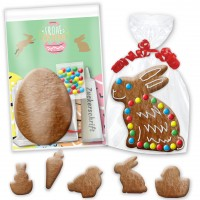 Easter cookie craft set - Misc. Easter shapes