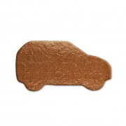 Gingerbread Car-SUV blank, 24cm