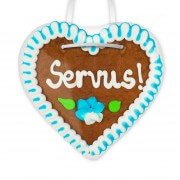Servus - Gingerbread Heart 12cm