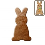 Easter bunny gift to decorate your self, about 12 cm
