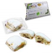 Mini Stollen single packed in printable box, 25g