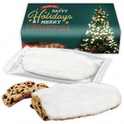 Christmas Stollen in Personalized Promotional Box, 1000g