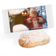 Stollen cake confectionery 20g in printed packaging