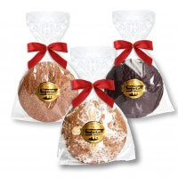 Gluten-free & vegan Elisen Lebkuchen, individually packaged, various types