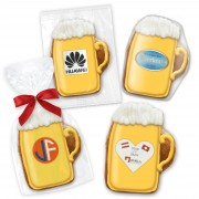 Overview of the packaging for the gingerbread beer mug