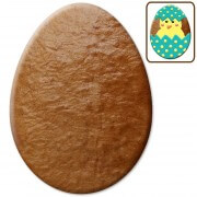 XXL Easter egg cookie blank, 50cm
