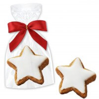 Cinammon Star Cookie single packed