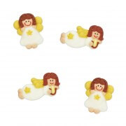 Candy decoration angels, 48 pieces
