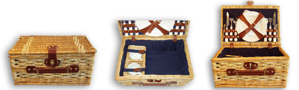 Pictures of Picnic Hamper